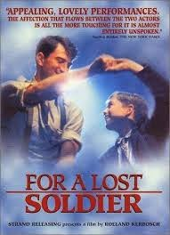 For a lost soldier, 1992