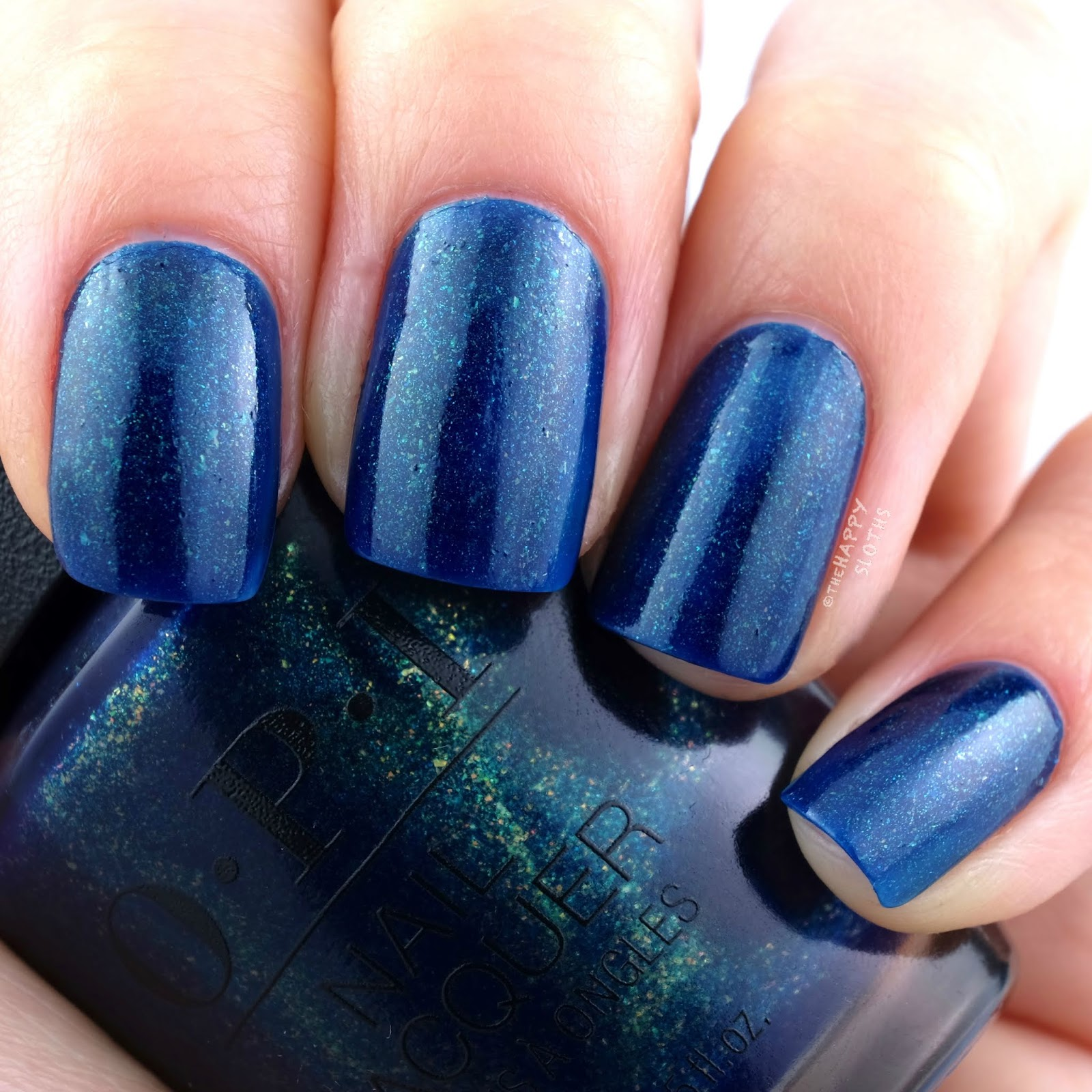 OPI | Fall 2019 Scotland Collection | Nessie Plays Hide & Sea-k: Review and Swatches