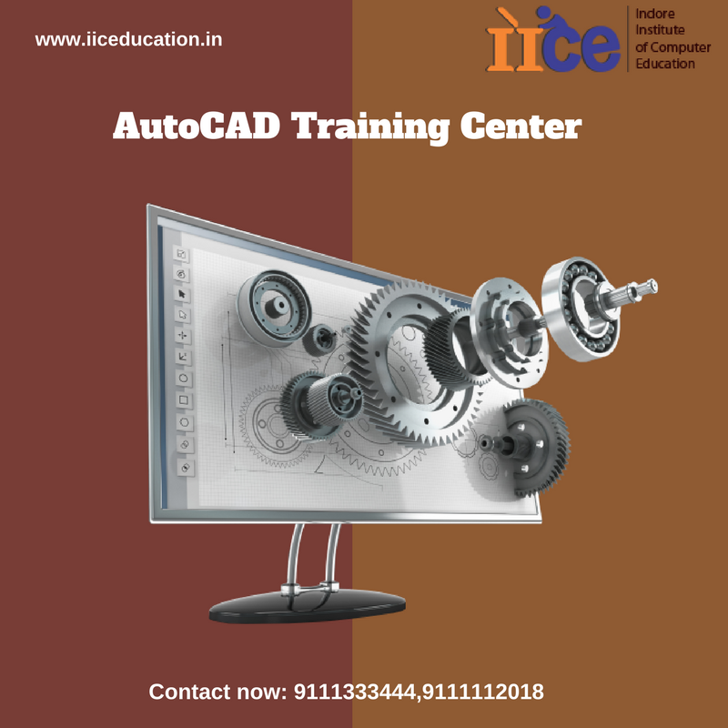 CAD Training Institute in Indore, IICE