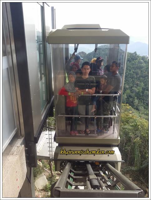 Tempat Menarik di Langkawi| SkyCab Cable Car Langkawi