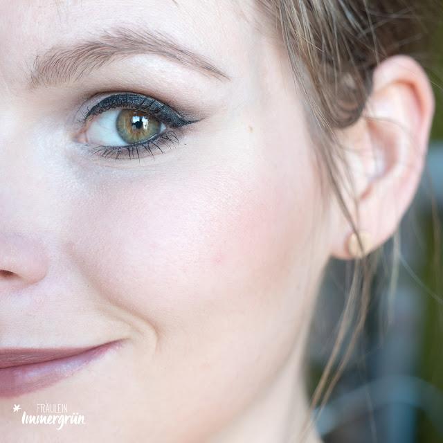 Baddie Makeup trifft Naturkosmetik / Nachgeschminkt Februar 2017