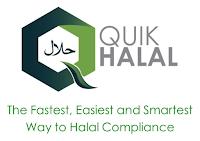Source: MESTECC. The QuikHalal logo.