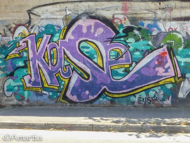 Nauplie, Street art