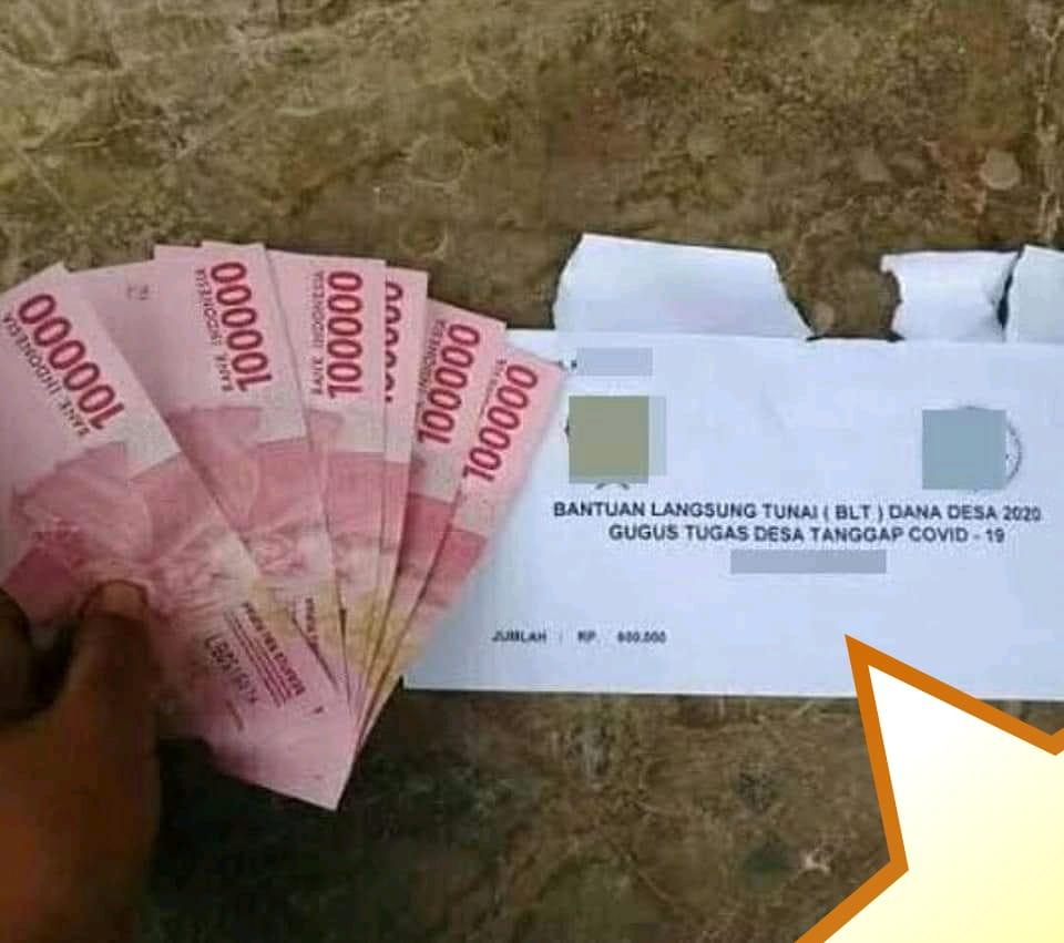 Begini Cara Cek Daftar Penerima Bansos Tunai Rp 300.000 dan Pencairannya