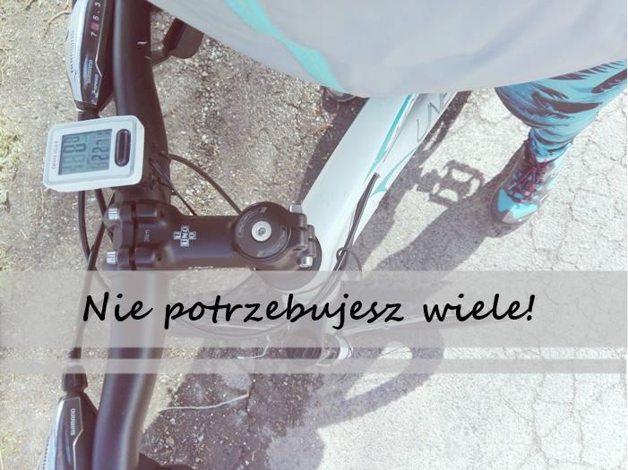 Czego potrzebujesz w swojej pierwszej wyprawie rowerowej