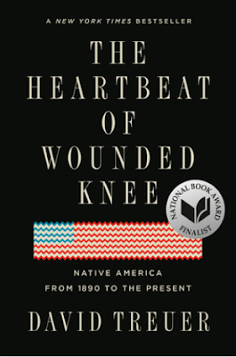 what i m reading: the heartbeat of wounded knee: native america from 1890 to the present
