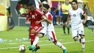مشاهدة مباراة الإمارات واليمن بث مباشر اليوم 26-11-2019 في كأس الخليج العربي