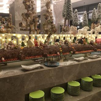 Una navidad en China