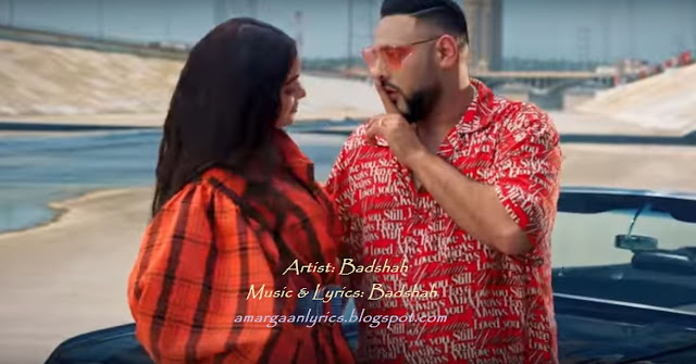 paagal hai lyrics-badshah