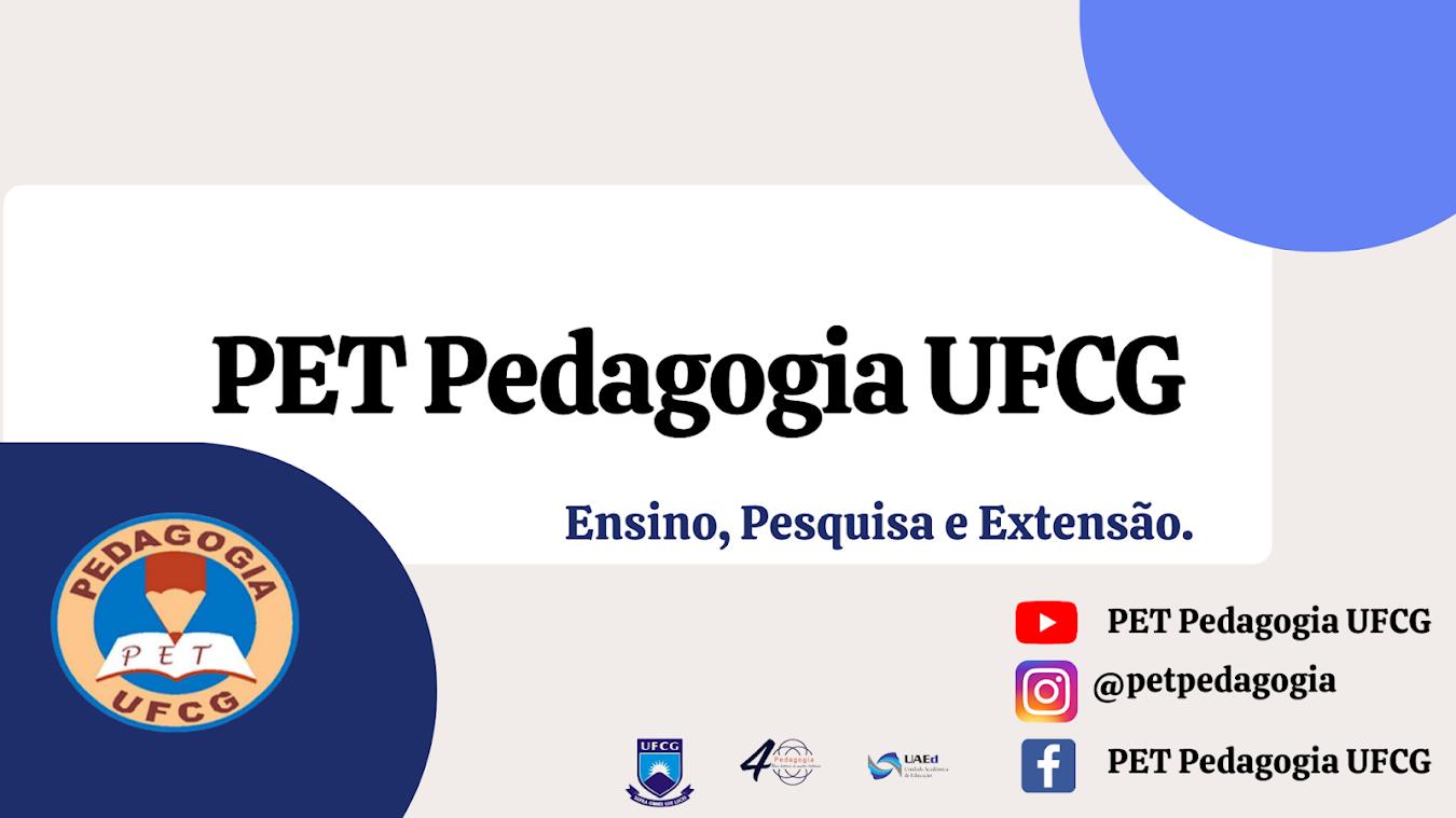 PET Pedagogia (UFCG)