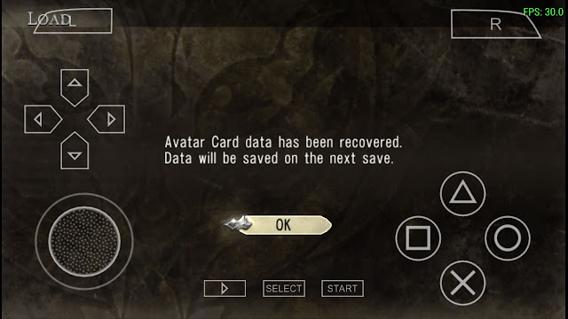 save data god eater burst ppsspp