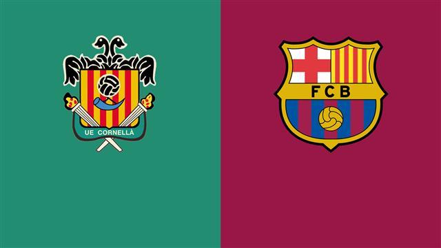 بث مباشر مباراة برشلونة وكورنيلا