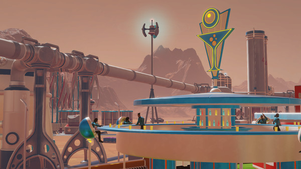 Surviving Mars PC Game Free Download Screenshot 3