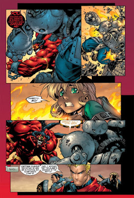 Review del comic Battle Chasers Anthology Integral de Joe Madureira - Editorial Planeta