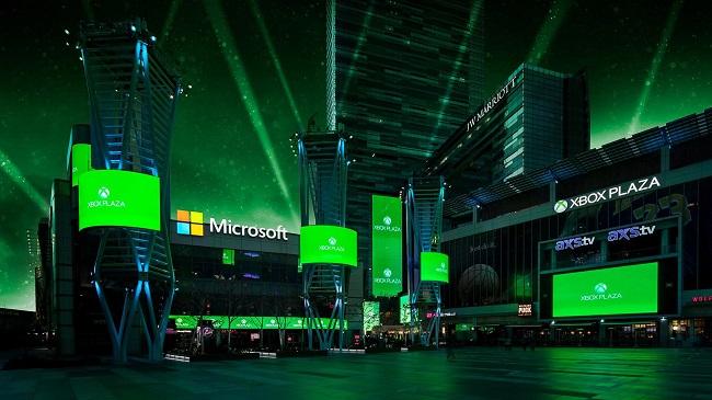 Micrososft na E3 2019/Reprodução