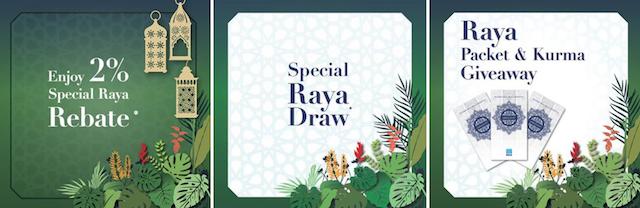 Raya Sales Campaign