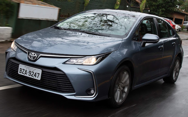 Toyota Corolla XEi 2020 2.0 Flex CVT-10