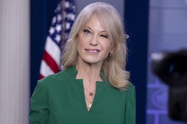 Kellyanne Conway anuncia que dejará la Casa Blanca y George Conway se alejará del Proyecto Lincoln
