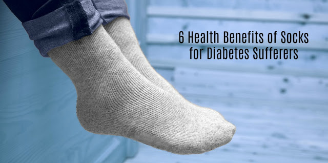 6 Health Benefits of Socks for Diabetes Sufferers