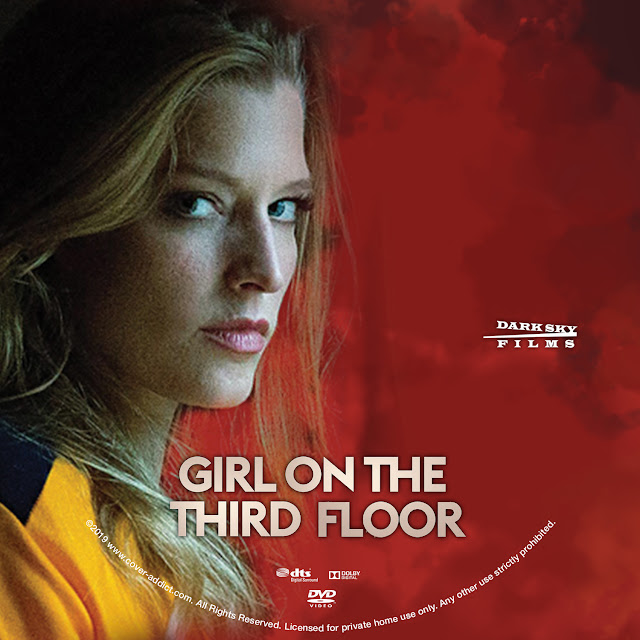 Girl on the Third Floor DVD Cover