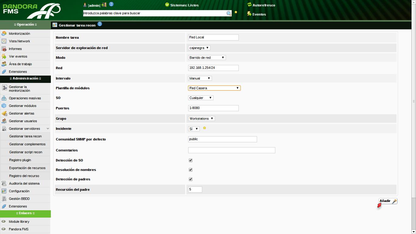 Configuración de monitoreo básico de PandoraFMS (1) 8