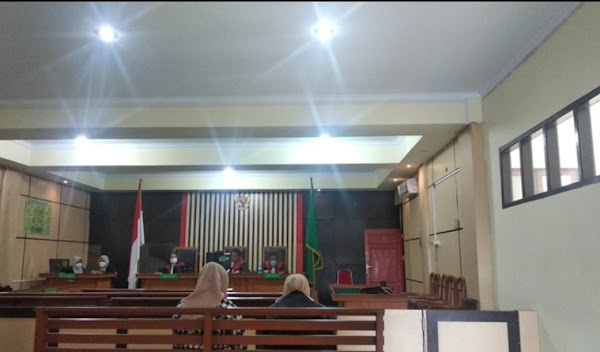 Nasib Penjual Gading Gajah di Bungo di Tuntut 2 Tahun Penjara