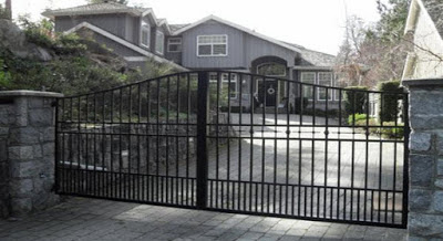 Elegant Driveway Gates that Welcome your Guests