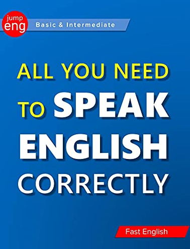All You Need To Speak English Correctly: Quick Visual Reference Guide