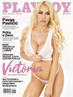 Playboy Croacia – Abril 2019