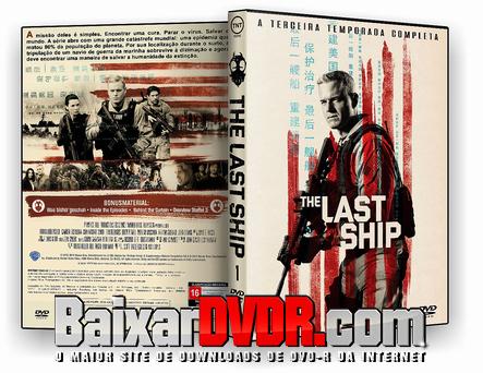 The Last Ship – 3ª Temporada Completa (2016) DVD-R AUTORADO