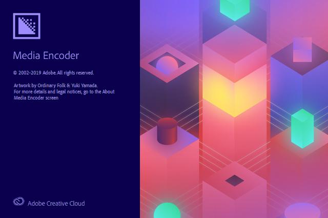 Latest Adobe Media Encoder 2020 v14.0.0.556 (Win / Mac)