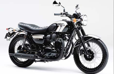 Spesifikasi dan Harga Kawasaki W800 Terbaru