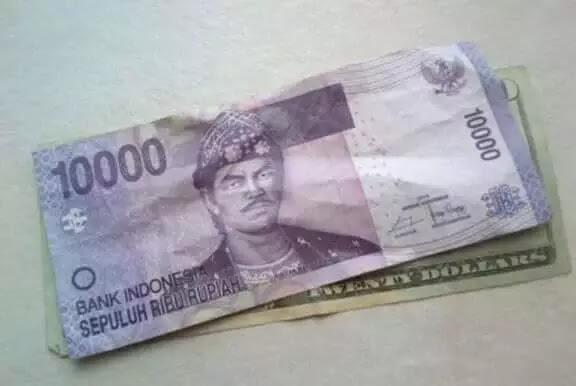 Pemerintah Janji Turunkan Nilai Tukar Rupiah, Gerindra: Hoax!