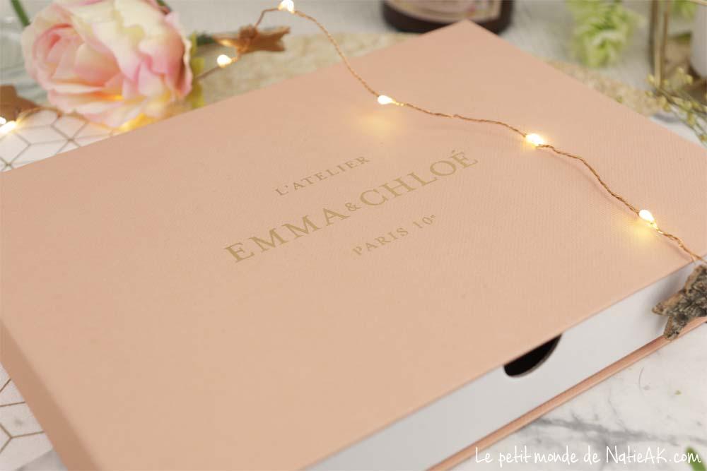 box bijoux février 2020 Emma & Chloé