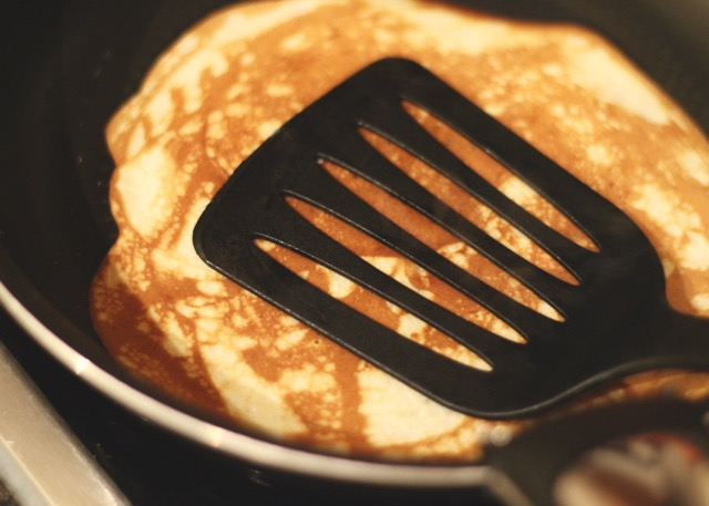 How to Flip Pancakes