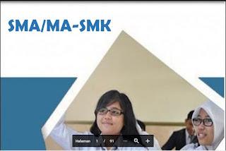 Pedoman penulisan Soal SMA/MA dan SMK/MAK