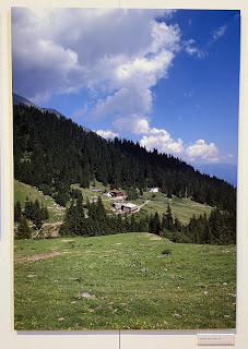 First leg of Sentiero delle Orobie, stop at Rifugio Alpe Corte - Tito Terzi Exhibit