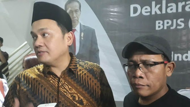 Abdee Jadi Komisaris, Farhat Ungkit Perjuangannya untuk Jokowi: Saya jadi Jubir Belum juga Diingat