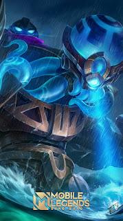 Atlas Ocean Gladiator Heroes Tank of Skins
