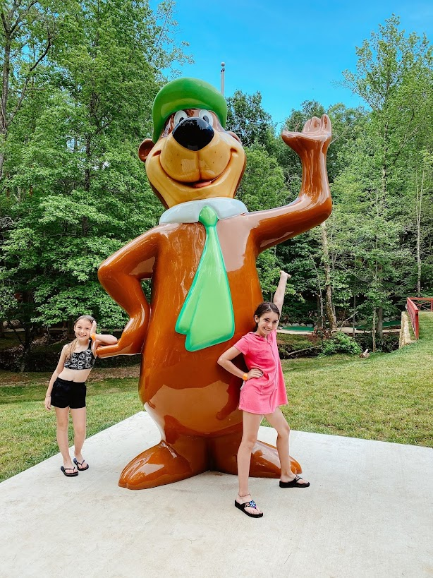 nc blogger, north carolina blogger, travel nc, yogi bear's jellystone camp-resort, golden valley, family vacation ideas