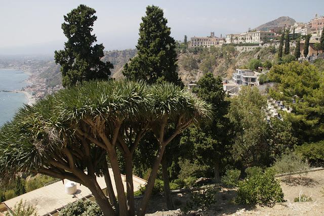 park w Taorminie