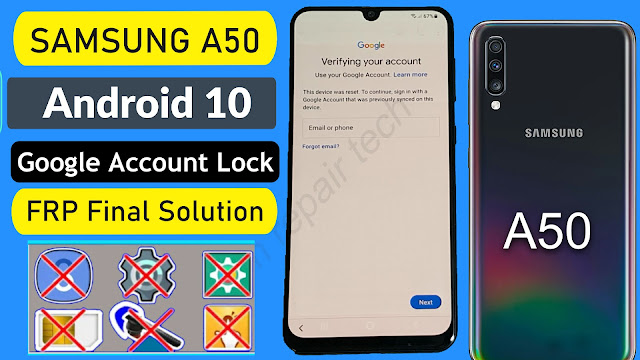 Samsung A70 FRP Bypass Android 10 Google Lock Final Method