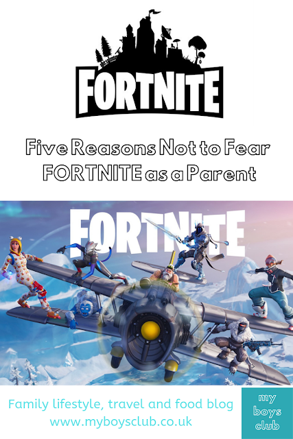 Five Reasons Not to Fear Fortnite Battle Royale as a Parent