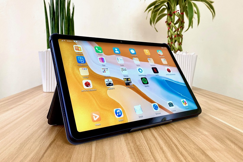 Huawei MatePad Review Display