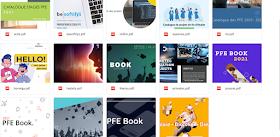 Une liste des catalogues des PFE 2020 - 2021 | (14 entreprises)