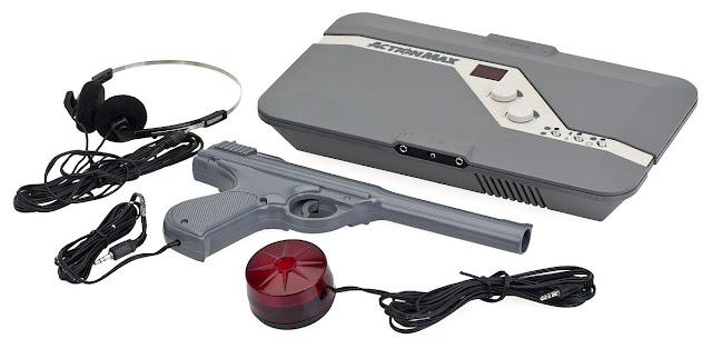 ACTION MAX: La Consola que iba con cintas VHS