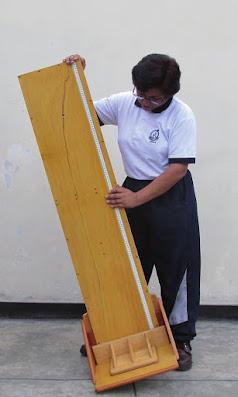 Tallimetro madera pediatrico adultos especificaciones tecnicas CENAN-Minsa