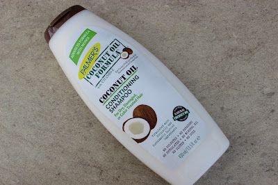 palmers coconut oil conditioning shampoo review