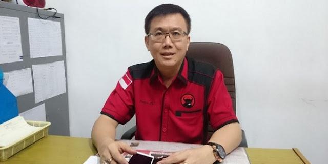 PDIP Medan Dukung Bobby-Aulia, Hasyim: Yang Tidak Patuh Bisa Dipecat