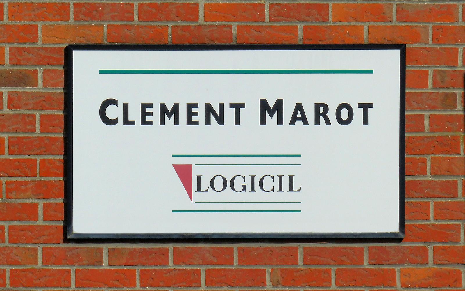 Plaque Résidence HLM Clément Marot, Tourcoing